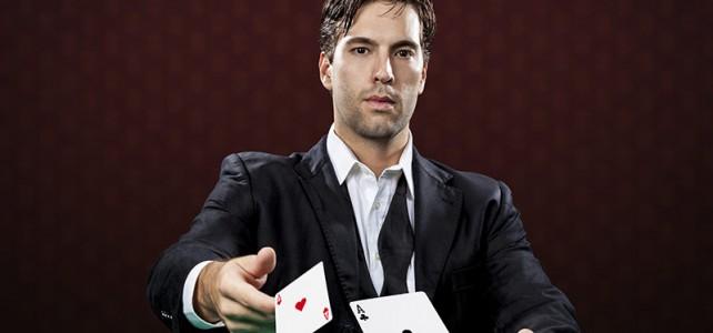 Casino - Pokerfejs
